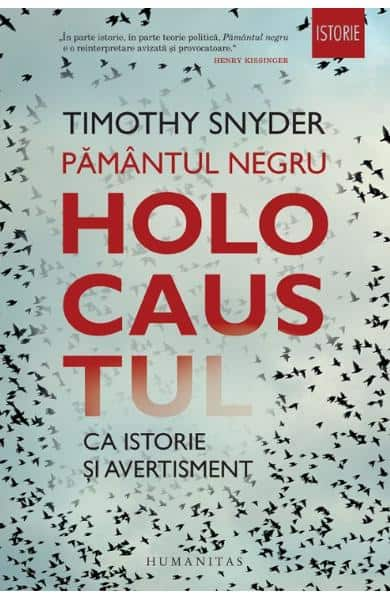 Holocaust - carte istorică de Timothy Snyder