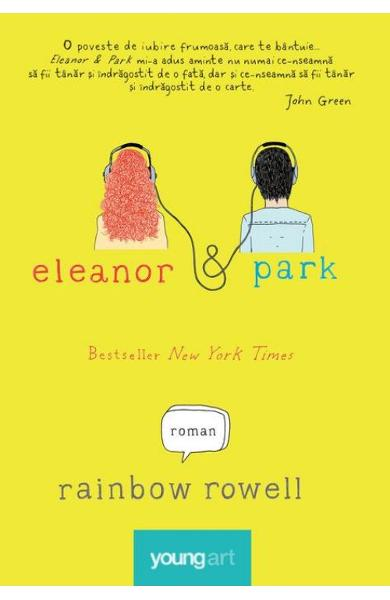 Eleanor si Park de Rainbow Rowell