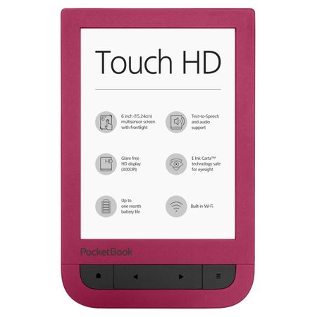 Ebook Reader PocketBook Touch HD 2