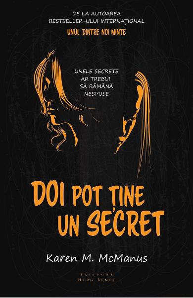 Doi pot ține un secret - Karen M. McManus